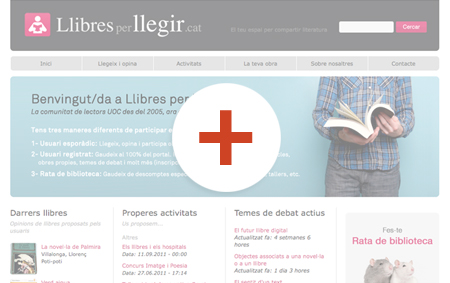 preview de disseny de pàgines web llxll